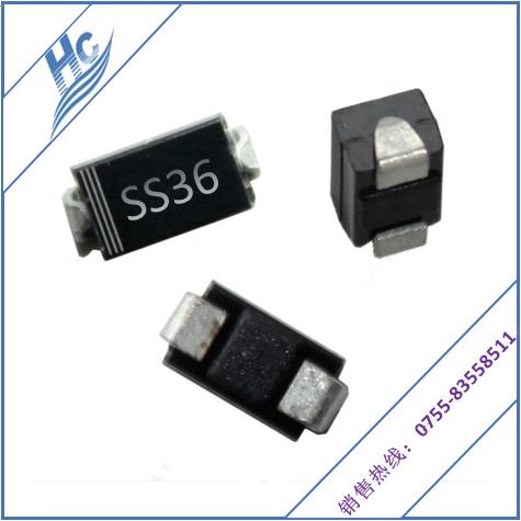 现货热销HC原装正品贴片二极管 SS36