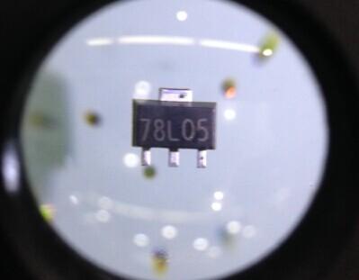 三端稳压IC工厂现货批发78L05贴片稳压器