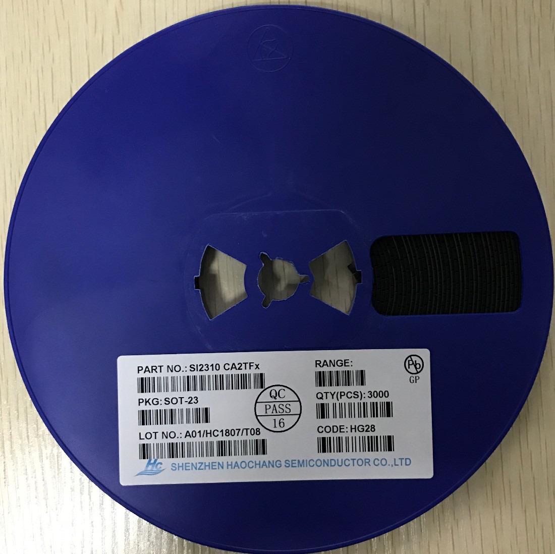 贴片MOS管工厂批发SI2310场效应管