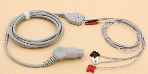 心电导联线 心电线订做 订做医疗连接线