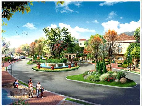 供应 景观设计丨旅游度假村规划设计