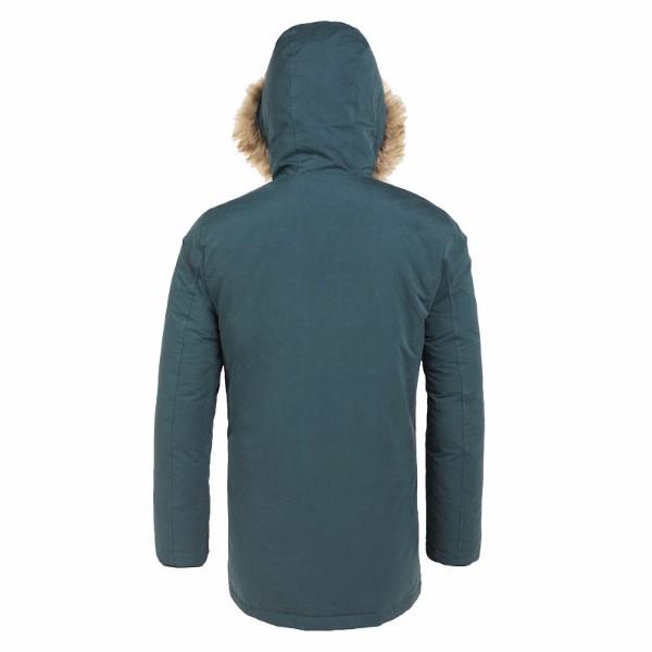 厂家定制棉服英伦风男装棉服 小批量定制加工