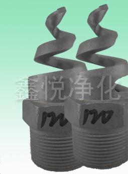 碳化硅螺旋喷嘴、脱硫喷嘴生产商