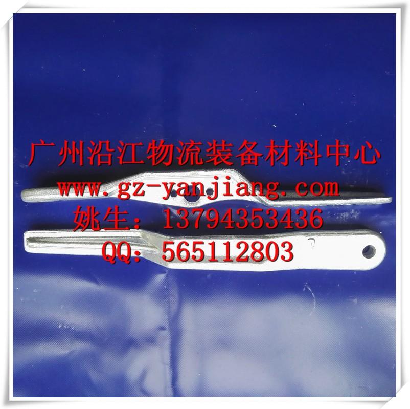 广州集装箱门锁杆铸造花式门把手门手柄