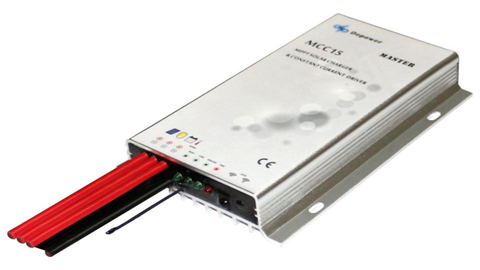 太阳能路灯控制器