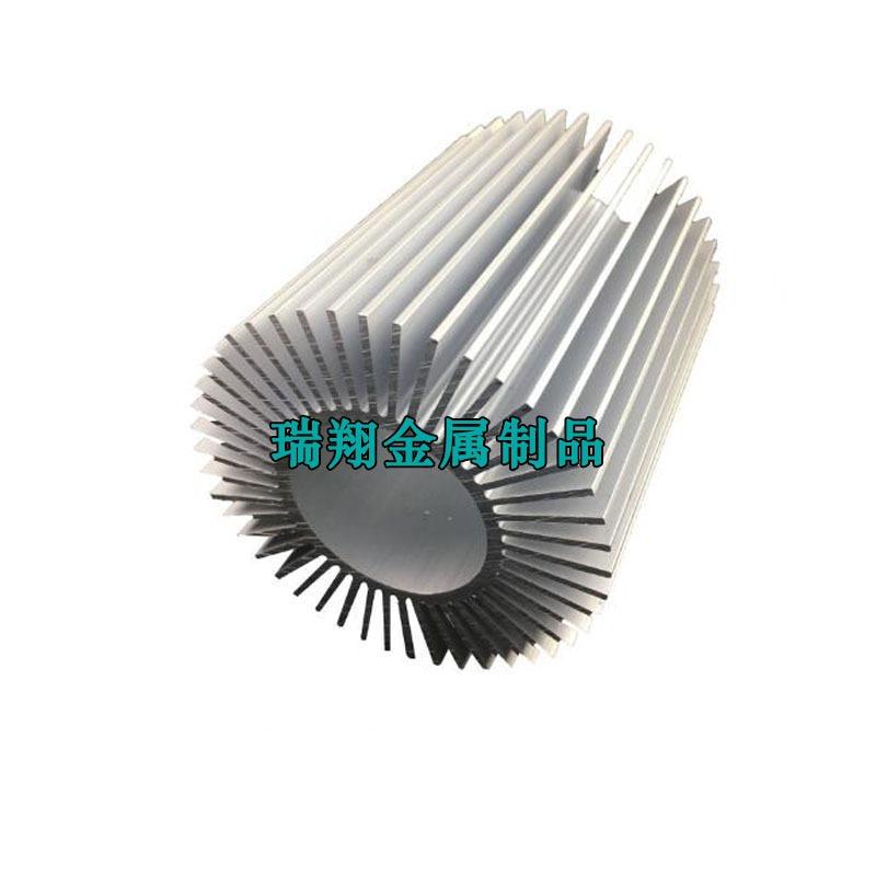 铝制散热铝合金型材,散热铝合金定制加工