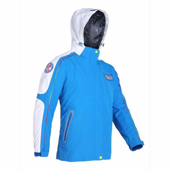 冲锋衣厂家团体定制防水透气三合一冲锋衣