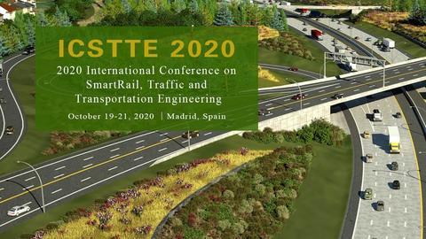 2020第四届先进轨道,交通与运输工程国际会议(ICSTTE
