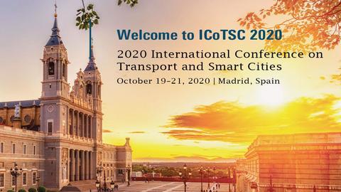 2020年交通与智慧城市国际会议(ICoTSC 2020)