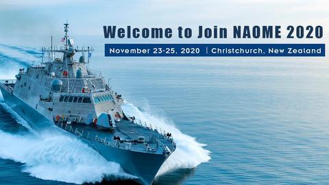 2020年第四届船舶,海洋与海事工程国际会议(NAOME 2