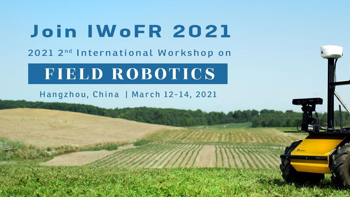 2021年野地机器人国际研讨会(IWoFR 2021)